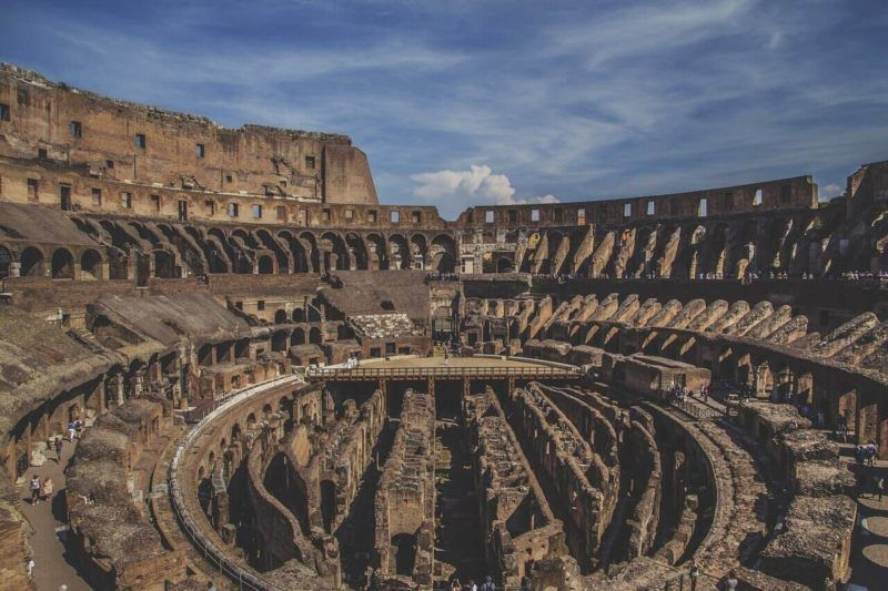 tickets to the Colosseum