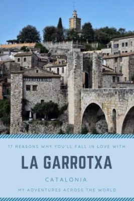 Discover the beauty of La Garrotxa - via @clautavani