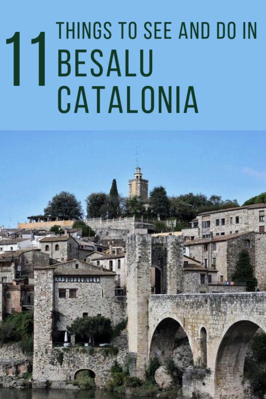 Discover the things to see and do in Besalu