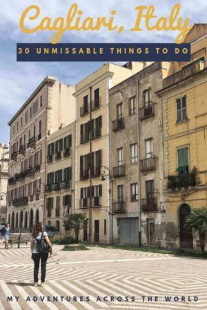 Discover all the things to do in Cagliari, the beautiful capital of Sardinia, and get a local's tips to make the most of the city | Cagliari Sardinia Italy | Cagliari Italy | Cagliari Sardinia #sardinia #italy - via @clautavani