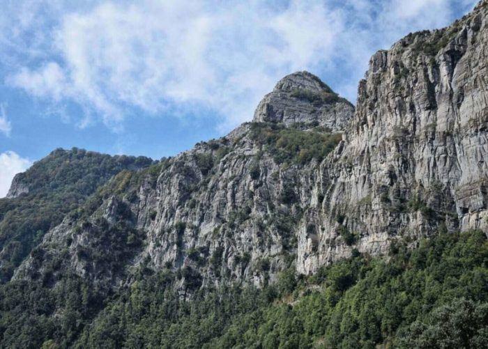 hikes in Garrotxa