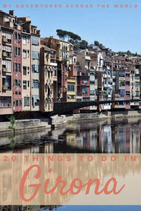 Discover what to do in Girona, Spain - via @clautavani