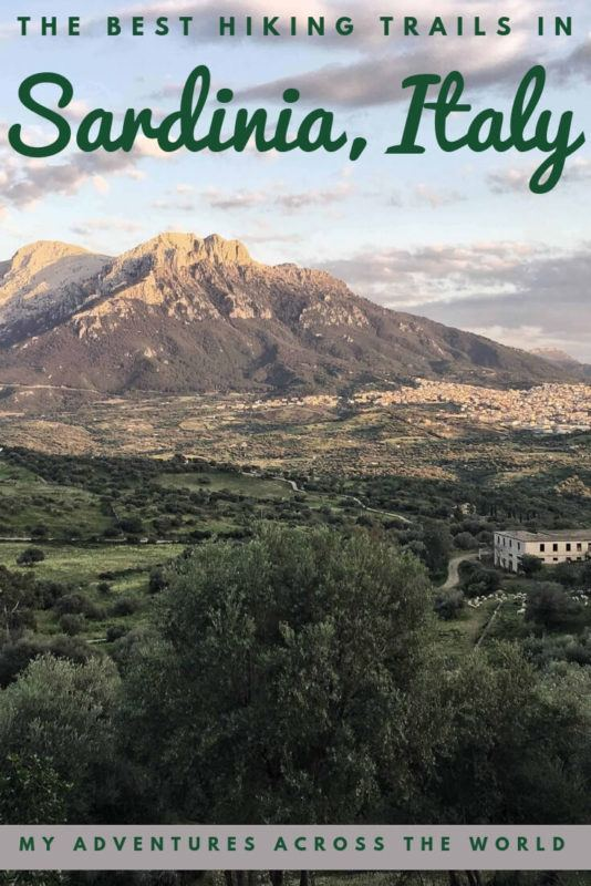 Find out everything you need to know about hiking in Sardinia - via @clautavani