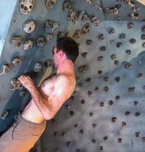 rock climbing drills