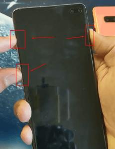 Reset Samsung Galaxy S10 Password