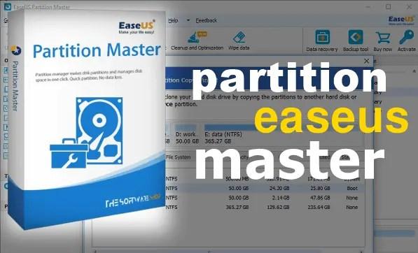 Photo of تحميل برنامج تقسيم الهارد بدون فورمات – easeus partition master كامل
