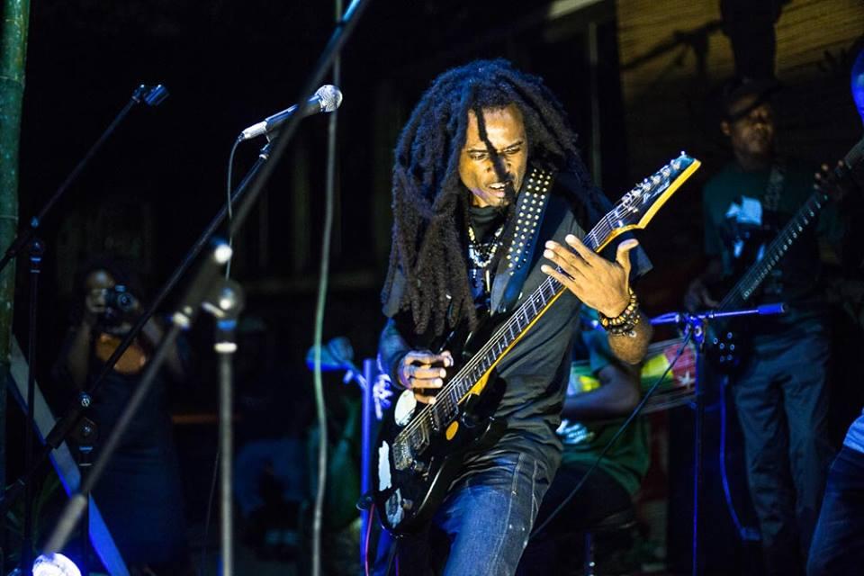 Rock Arka'n, le Rock pour la Liberté de l'Afrique