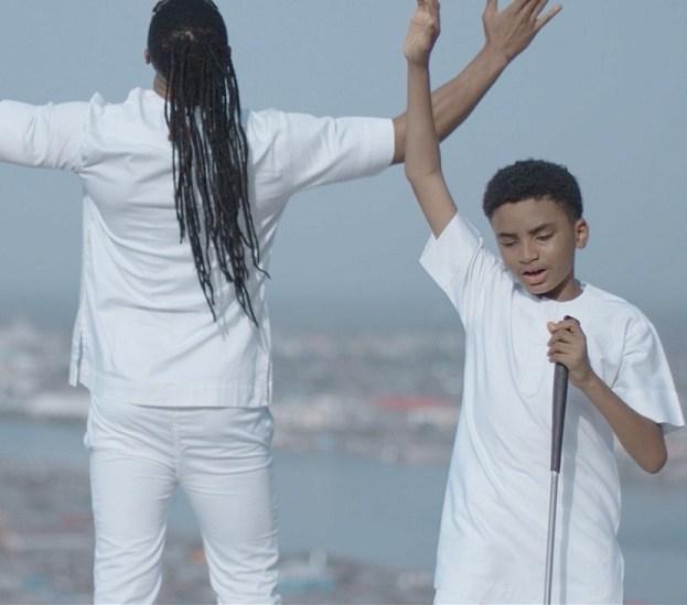 SEMAH, le jeune garçon libérien à la voix envoutante