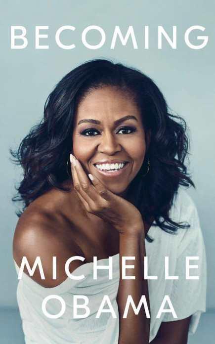 «Becoming», les mémoires de Michelle Obama