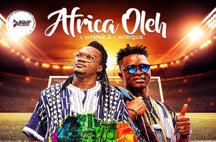"""Burkina Faso/ """"Africa Oleh"""", l'hymne à l'Afrique ; le nouveau single de Dlema Feat Imilo Lechanceux"""