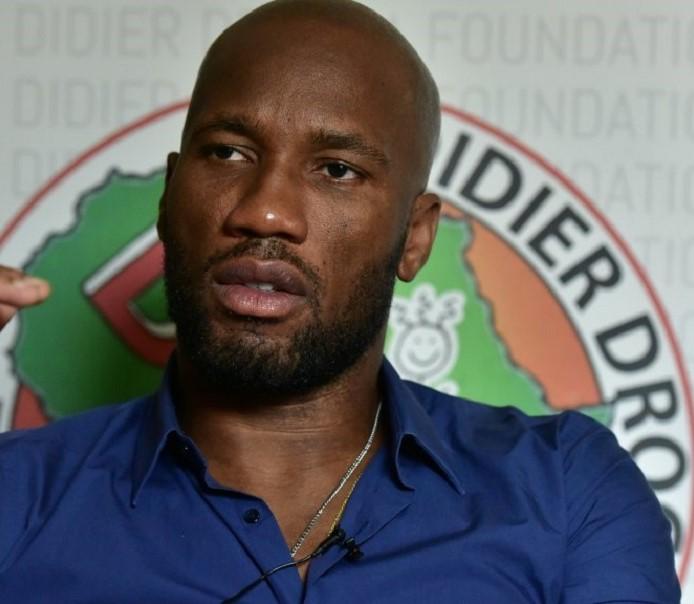 Côte d'Ivoire/ Didier Drogba, 50e dans le classement des 100 africains les plus influents