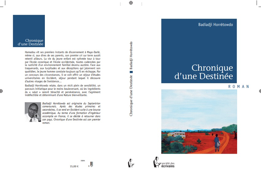 "Cameroun/ ""Chronique d'une Destinée"" de Badiadji Horrétowdo"