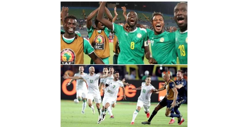 CAN 2019/ Sénégal-Algérie pour l'acte final le 19 juillet