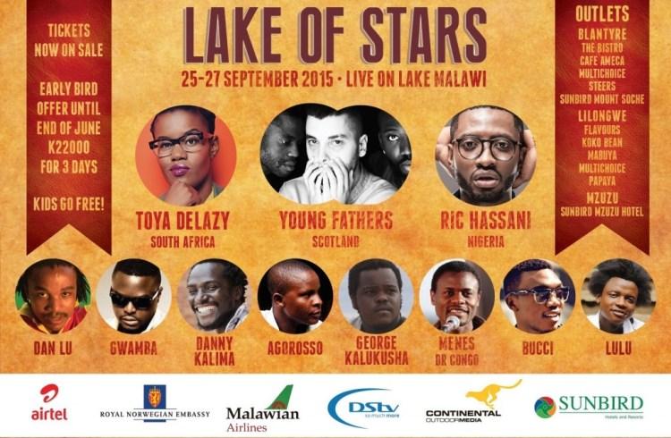 Lake of Stars 2015