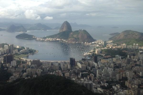 A 'Nigerian' in Brazil