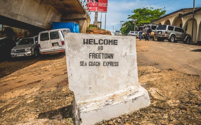 Top Tips: Going Freetown