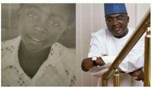 Childhood Photos Of Dr. Bawumia Leaked On The Internet. 7