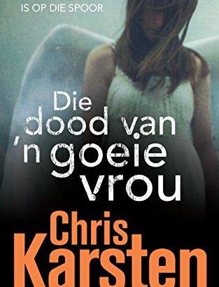 Die dood van 'n goeie vrou (Afrikaans Edition) 1