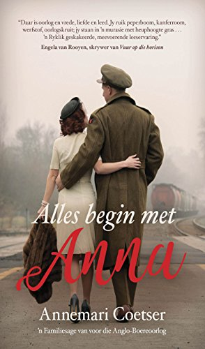 Alles begin met Anna (Afrikaans Edition) Afrikaanse eBoek 165837