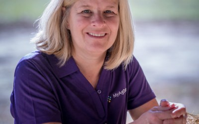 MyAgData Leadership: Getting to Know CEO and Co-Founder Deb Casurella