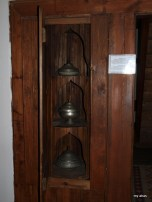 "A ""Whirling Closet"" at the Kaymakamlar Muze Evi."