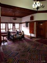 Interior room at the Kaymakamlar Muze Evi.