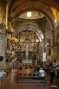 Inside San Francisco Church.
