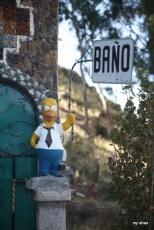 Services offered along the Cerro Calvario