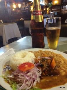 Dinner at La Merced