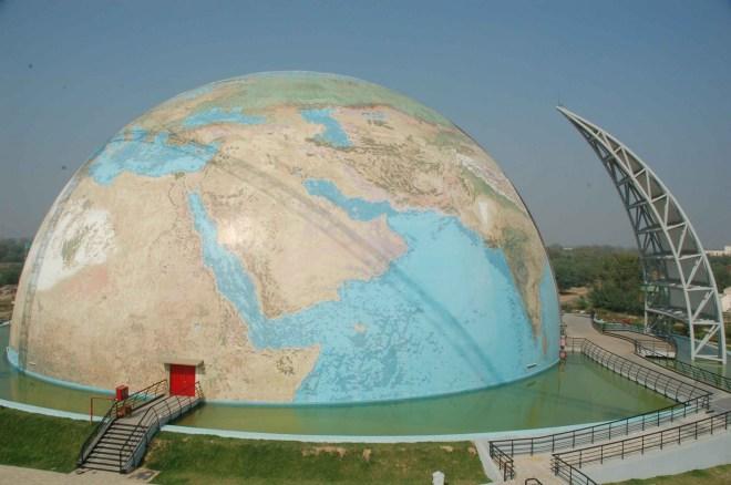 Gujarat Science City Planaterium
