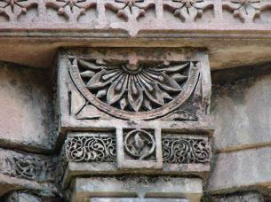Art around shiv temple