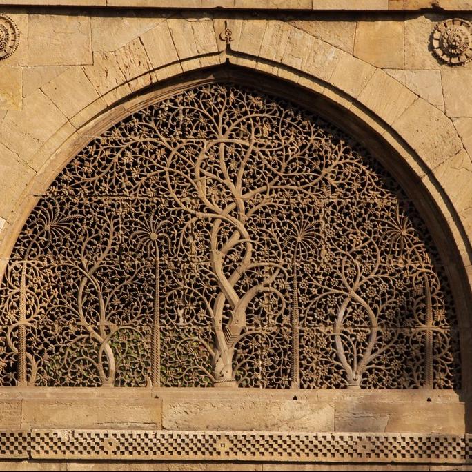 Sidi Saiyad Mosque