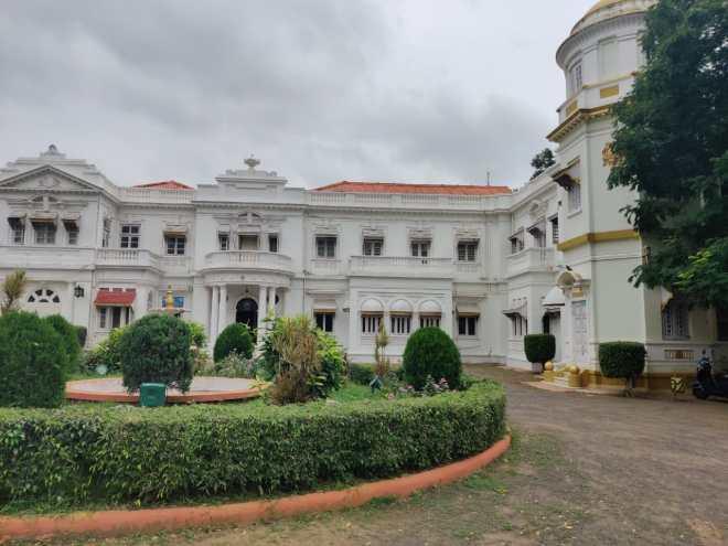 Rajwant Palace Rajpipla
