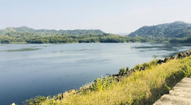 vadgam-lake