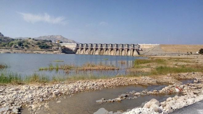 Dharoi Dam - Photo by Manan shah