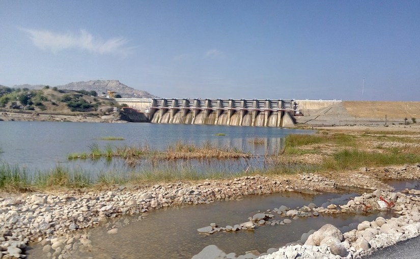 Dharoi Dam - Photo by Manan shah