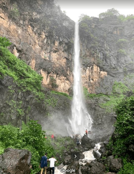 Khuneshwar Mahadev Waterfall