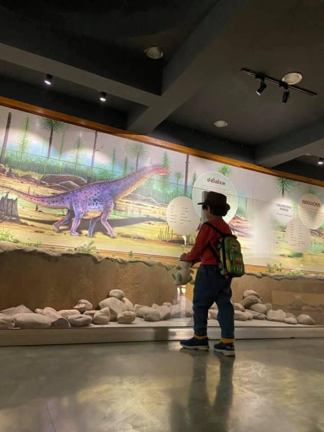 raiyoli Dinasaur Museum