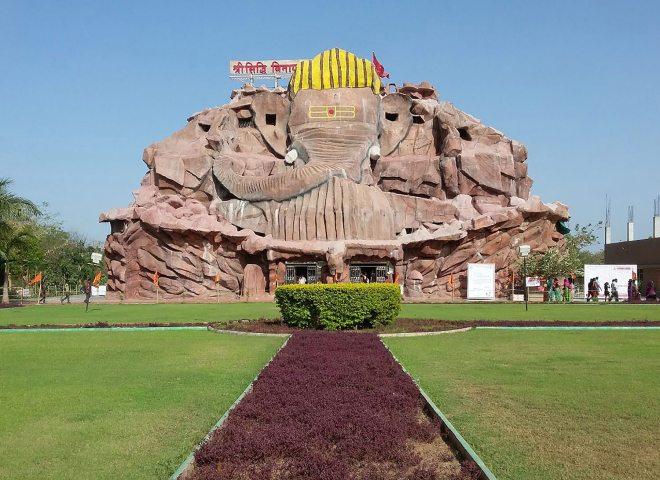 Siddhivinayak Mandir Mahemdabad
