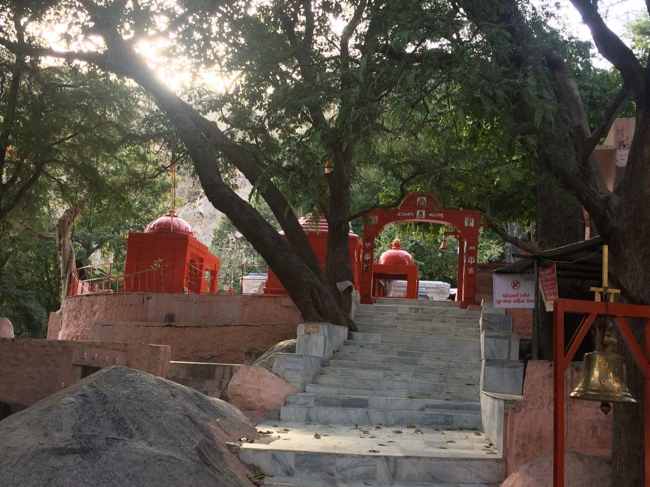 Kedarnath Mandir - Jessore Wildlife Sanctuary