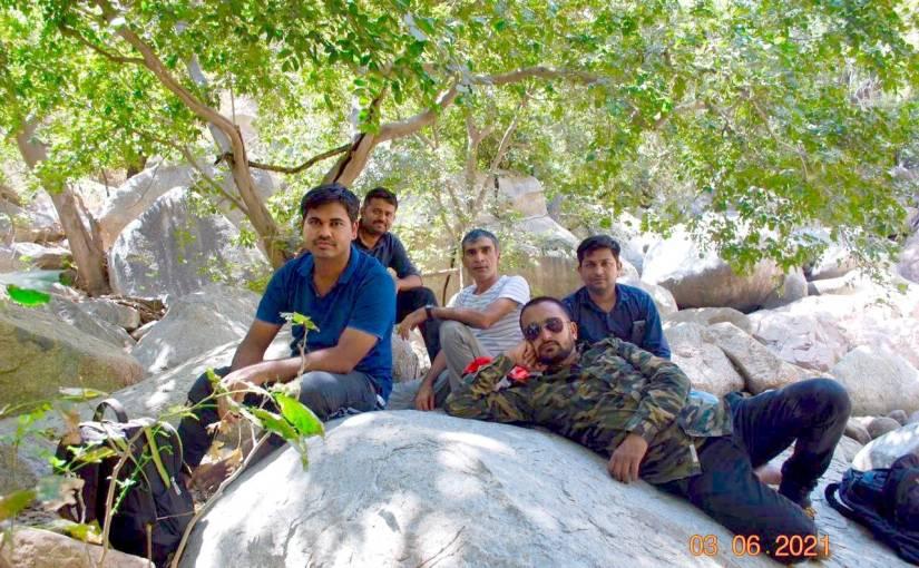 Jessore trekking Experience by Shivang Joshi