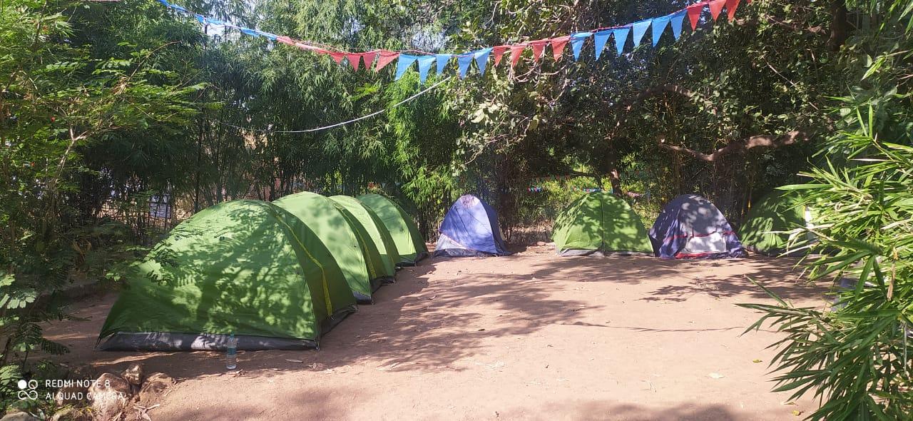 Tent in Polo Mayur Rathod Campsite