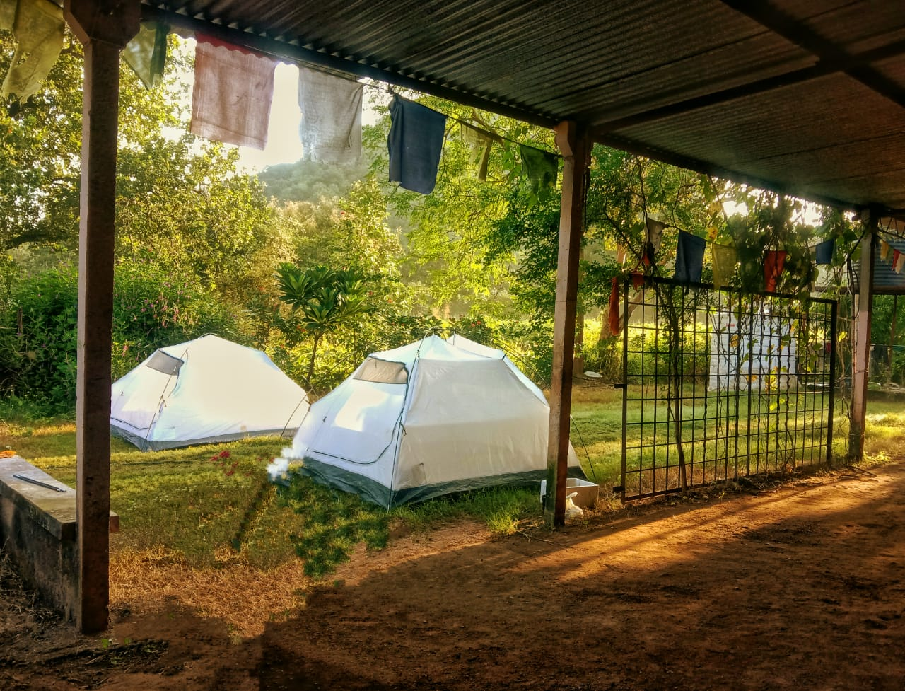 Tent in Mayur Rathod Campsite