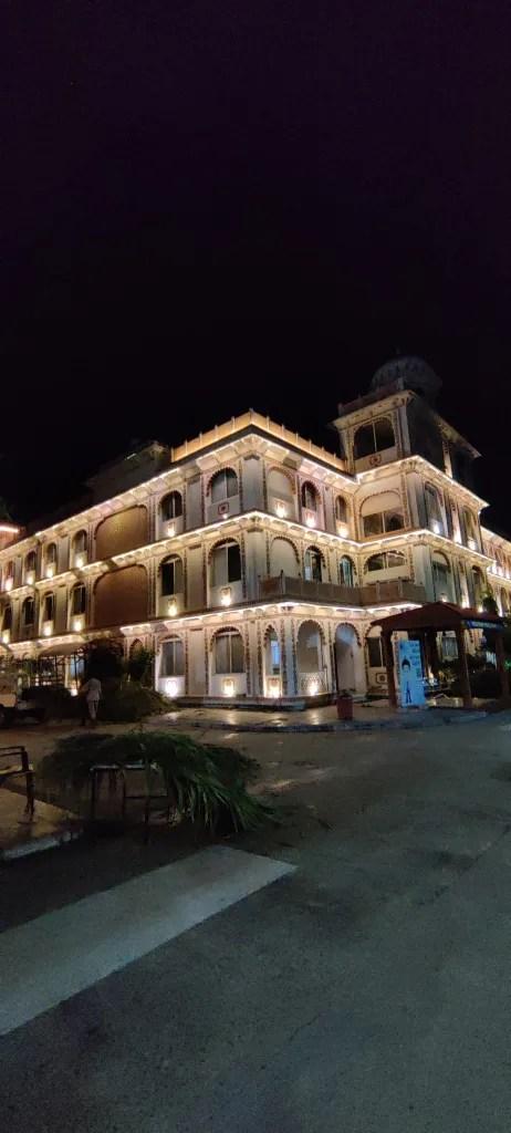 Harekrishna mandir bhadaj
