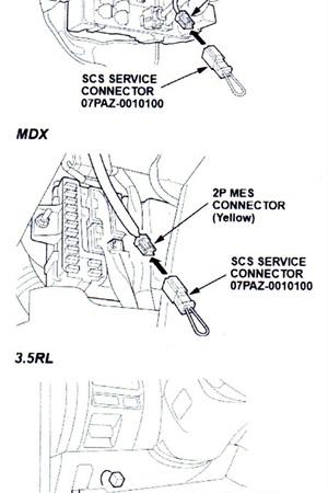 Honda/Acura DTC Code: 8-1 and 8-5