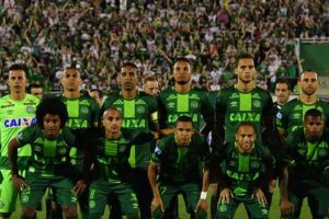Top Brazilian Football Team in a Plane Crash
