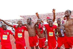 Kotoko defeat All Stars 2-0 to set-up clash with Hearts