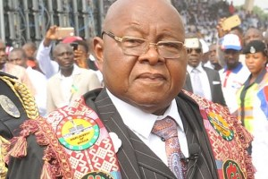 Prof. Mike Oquaye - Speaker of Parliament