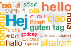 Languages: Out of Africa