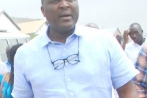 Mr. Ibrahim Mahama, brother of former President John Dramani Mahama